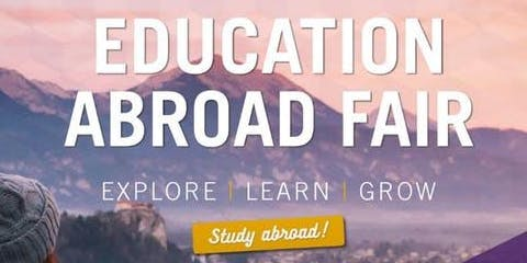 Fall 2019 Education Abroad and Career Fair