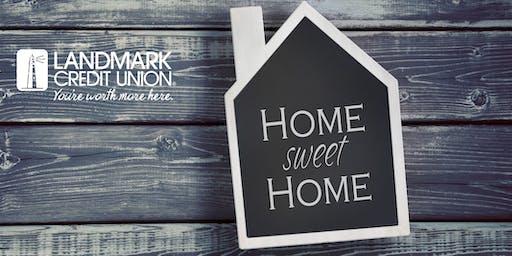 Landmark Credit Union Home Buyer Seminar - Oak Creek (July)