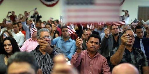 Lunes Clases de Ciudadanía en Español