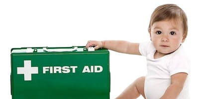 Blended Paediatric First Aid