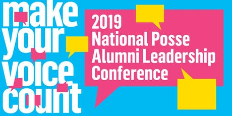 NPALC 2019: Make Your Voice Count tickets