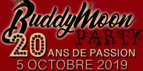 BuddyMoon Party billets