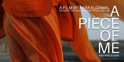A Piece Of Me: An exhibition of the film by Sara Elgamal