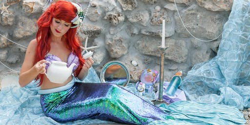 Little Mermaid Tea Party