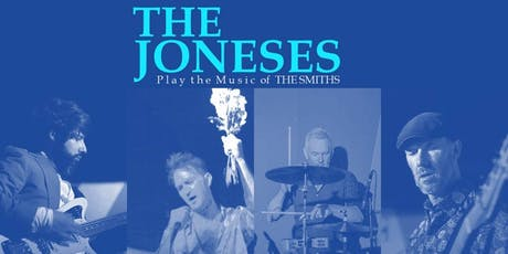 The Smiths tribute band The Joneses - Amersham Arms  tickets