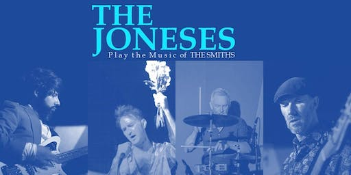 The Smiths tribute band The Joneses - Amersham Arms