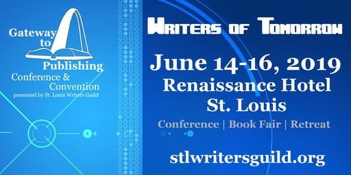 Gateway Con presented by St. Louis Writers Guild