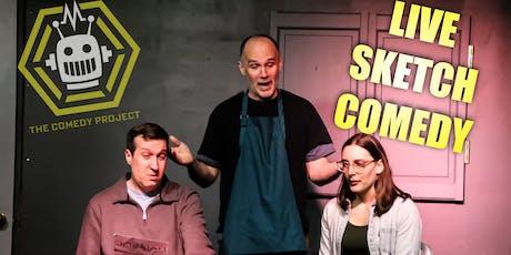 Live Sketch Comedy tickets