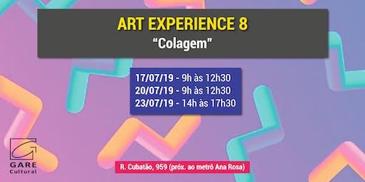 "Art Experience: ""Colagem"""