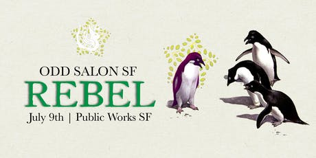 Odd Salon REBEL tickets