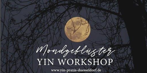 Yin Workshop - Mondgeflüster
