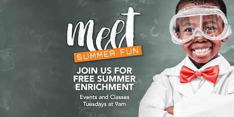 Summer Fun & Enrichment - Mad Science of CT tickets