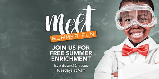 Summer Fun & Enrichment - Mad Science of CT