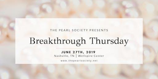 Breakthrough Thursday