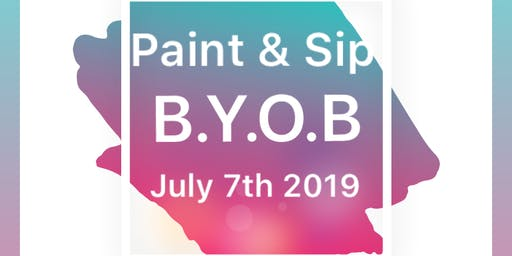 Rose Gold Crafts Presents Paint&Sip