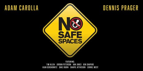 No Safe Spaces: American Experiment Night at the Movies tickets