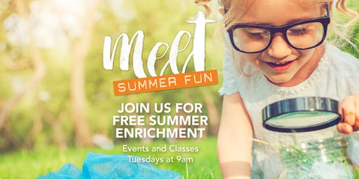 Summer Fun & Enrichment - Stamford Nature Center