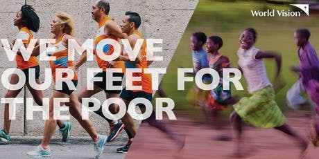 Team World Vision | Group Run Kickoff | Paw Paw tickets