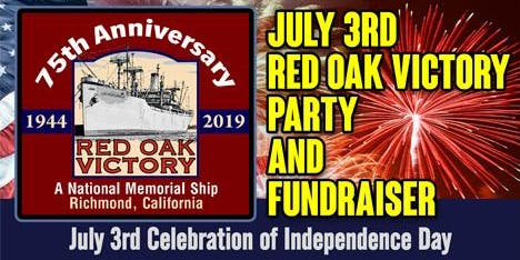 2019 Independence Day Party and Fundraiser
