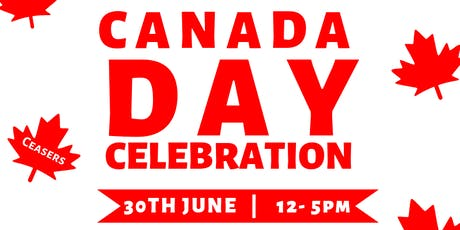 Canada Day Celebration  tickets