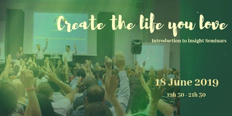 Create the life you love tickets