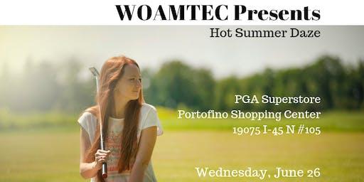 WOAMTEC Presents Hot Summer Daze