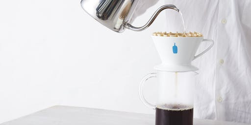 Blue Bottle Coffee Lab – Dripper Brew Class – One Paseo