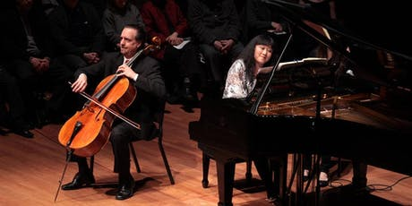 Conversation and Concert with David Finckel and Wu Han tickets
