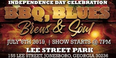 BBQ Blues Brews & Soul Festival