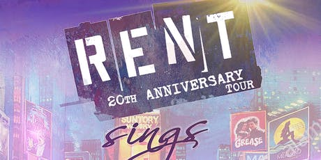 RENT Cabaret For A Cause San Francisco tickets