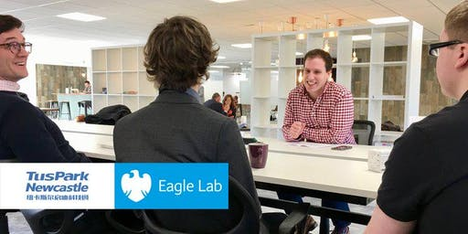 Open Day at TusPark Newcastle Barclays Eagle Lab