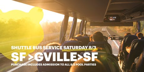 Lazy Bear Week 2019 - Saturday Shuttle tickets