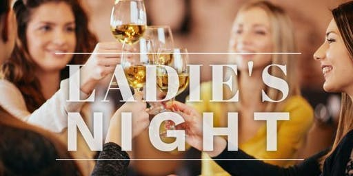 Ladies Night Sip & Shop