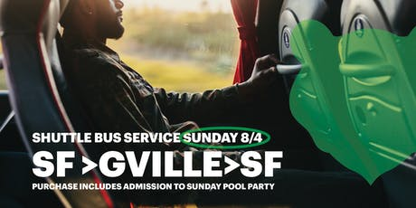 Lazy Bear Week 2019 - Sunday Shuttle tickets