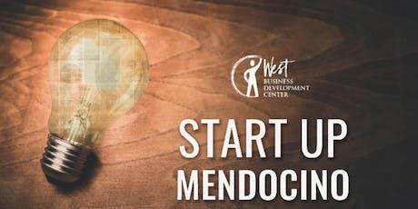 Startup Mendocino Gala event tickets