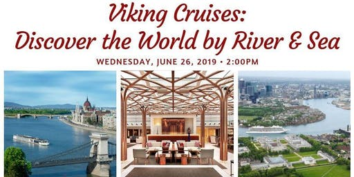 River & Ocean Cruising with Viking Cruises