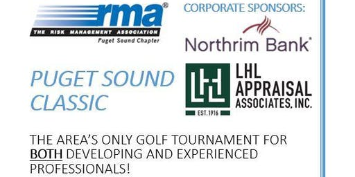 The Puget Sound Classic - The RMA DPG's Annual Golf Tournament