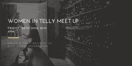 Women In Telly Meet Up - June 2019 tickets