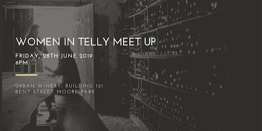 Women In Telly Meet Up - June 2019