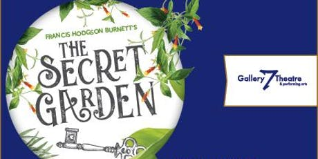 OPEN AUDITIONS: The Secret Garden - Day #1 tickets