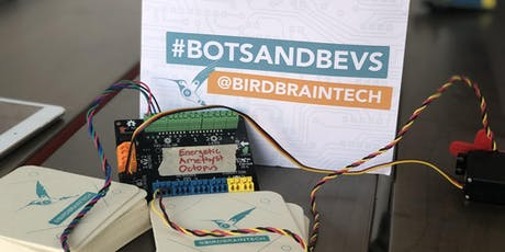 Bots and Beverages: A Meetup for Educators tickets