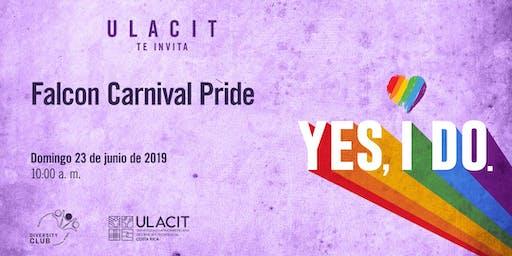 #PrideWeek Falcon Carnival Pride (Marcha)