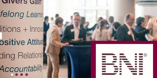 BNI Information Meeting - New Haven/Chesterfield