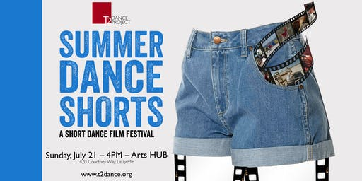 Summer Dance Shorts - a short film festival