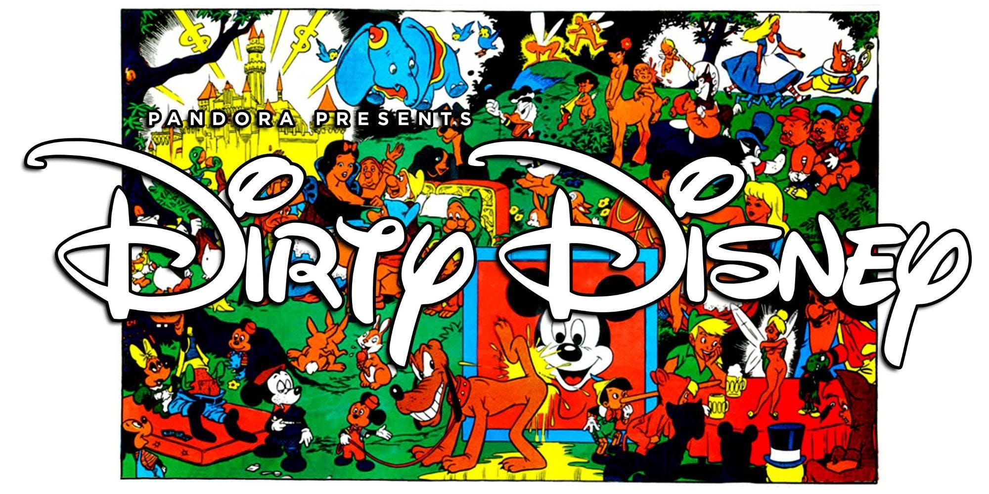 DIRTY DISNEY feat. THE QUEENS OF CRESCENT