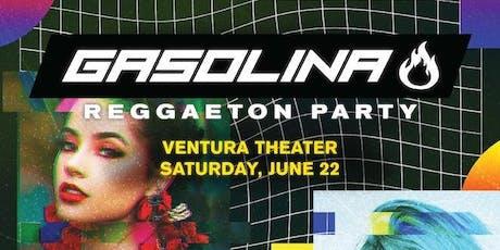 Gasolina Party - Majestic Ventura Theatre tickets