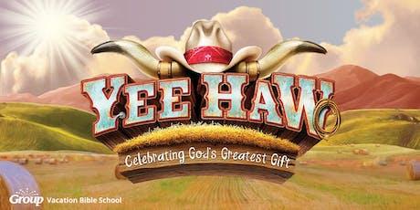 Yee-Haw VBS tickets