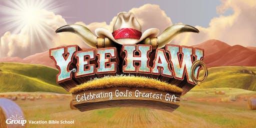 Yee-Haw VBS