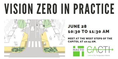 Vision Zero in Practice tickets