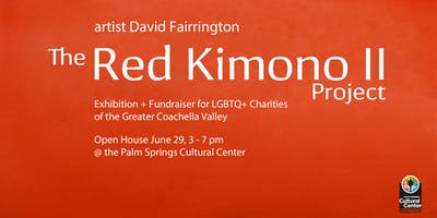 The Red Kimono II Project: Exhibition + Fundraiser